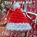 Tiny Santa Hat pattern