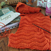 Ribbed Ripple Afghan pattern
