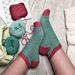 Primavera Socks pattern