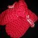 Crocodile Crochet Stitch Baby Mittens pattern