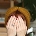 Dandelion Halo headband pattern