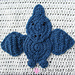 Pterodactyl Applique pattern