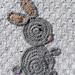 Rabbit Applique pattern