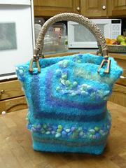 Mitered Nubbles Bag001