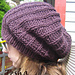 Tesha's Baggy Hat / Teshas baggy lue pattern