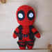 Deadpool Plushie pattern