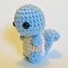 Squirtle Plushie pattern