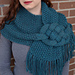 Misty Mornings - Celtic Knot Cowl pattern