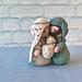 Nativity  Joseph, Mary & baby Jezus pattern