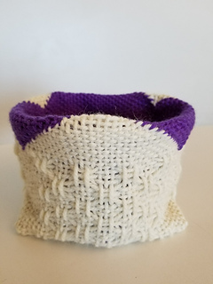 Spot Bronson Honeycomb basket.