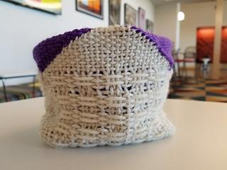 Bronson lace basket.