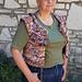 Boho Prairie Vest pattern
