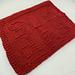 Sunday Dishcloth pattern