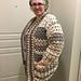Modern Granny Cardigan pattern