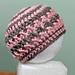 Textured Cross Hat pattern