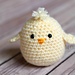 Eggster Chick pattern