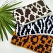 Animal Print Pouch pattern