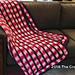 Candy Link Blanket pattern