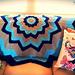 Expanding Flower Blanket pattern
