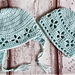 Vintage Vibes Baby Beanie pattern