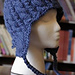 Cabled Earflap Hat pattern