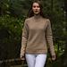 One Sweater DK pattern