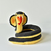 Cobra, King of Snakes pattern