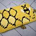 Honeycomb Clutch pattern