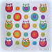 Owl Obsession pattern