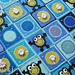 Frog Frenzy pattern