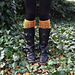 The Wonderer Boot Cuffs pattern