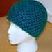 Tunisian Honeycomb Hat pattern
