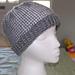 Ribbed Brim Tunisian Hat pattern