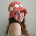 Josephine's Floppy Sun Hat pattern