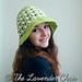 Ziggle Puff Summer Sun Hat pattern