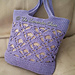 Gemstone Lace Market Bag pattern