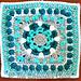 Compass Mum Mandala pattern
