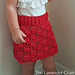 Weeping Willow Skirt pattern
