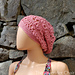 Lacy Shells Slouchy Beanie pattern