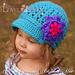 Little Sport Newsboy Hat pattern