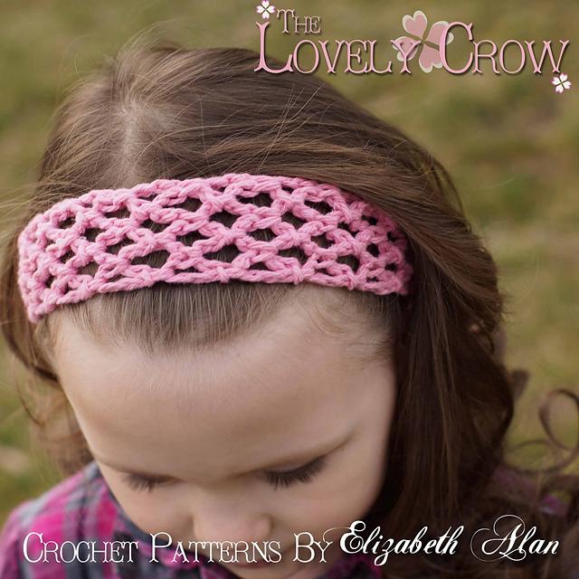 Baby Headband 1.5 Inch Crochet Headband DIY Stretchy Headband Blank Headband SIX PACK Headband Supplies