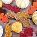Fall Oak Leaves pattern