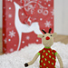 Pajama Reindeer pattern