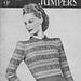Classic Fair Isle Jumper pattern