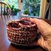 Mini Eastern Basket pattern