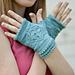 Mrs Branson Wristwarmers pattern