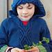Squirm Children's Hoodie pattern
