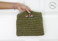 Mossy Stone Bag/Gift Bag
