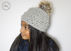 Stormy Ridge Hat by The Stitchin' Mommy