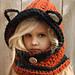 Flint Fox Cowl pattern